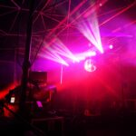 Barre LEDs 240/8 RGB DMX - Effets jeux de lumière garantie !