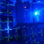 Laser PRO de grande puissance RGB / Jeux de lumière
