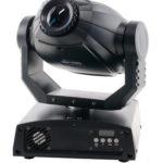 Lyres MH-X25 LED Spot Moving Head / Transformez votre manifestation en un show PRO