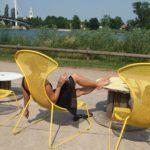 Transat GEANT, fauteuils de plage. Succès assuré !
