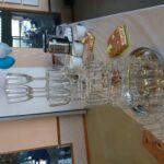 Une fontaine à champagne en location avec ou sans flûtes !